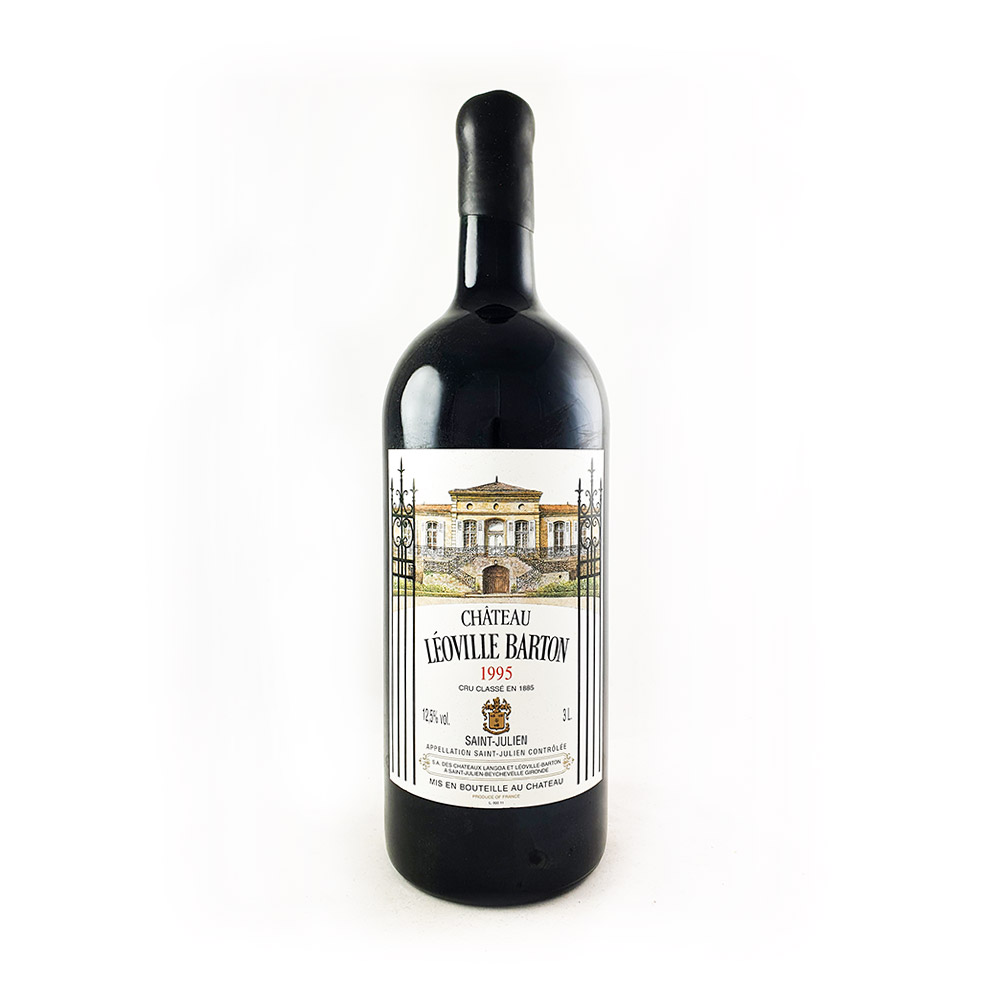 Chateau Leoville-Barton 1995 Double-Magnum (3l) in OWC