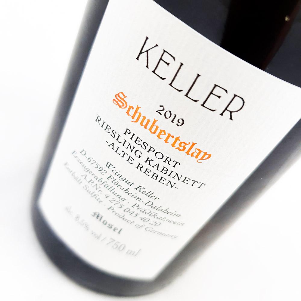 LOT #35 - Weingut Keller Schubertslay Kabinett Alte Reben Versteigerung 2019