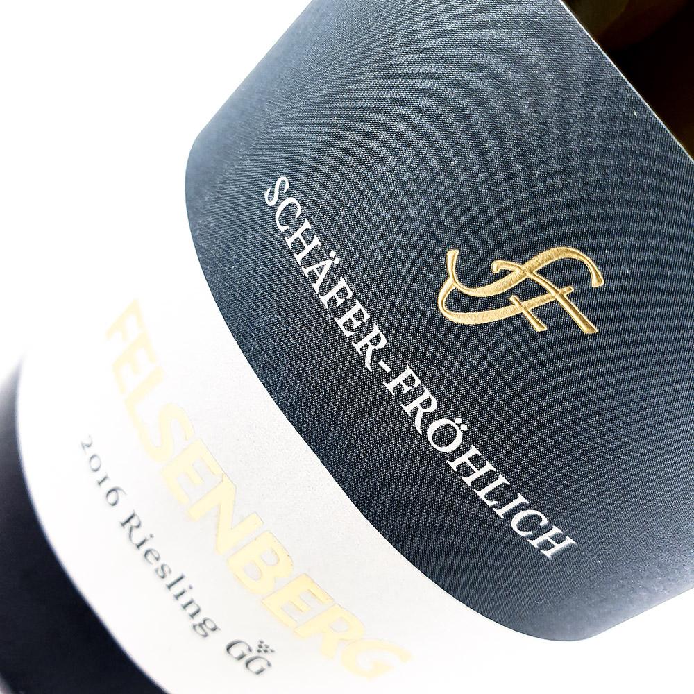 Weingut Schäfer-Fröhlich Felsenberg Riesling GG 2016