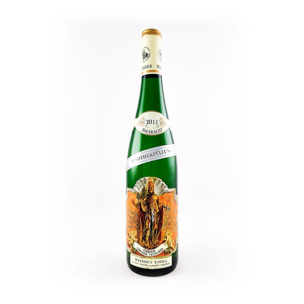 Knoll Loibner Grüner Veltliner Smaragd Vinothekfüllung 2011