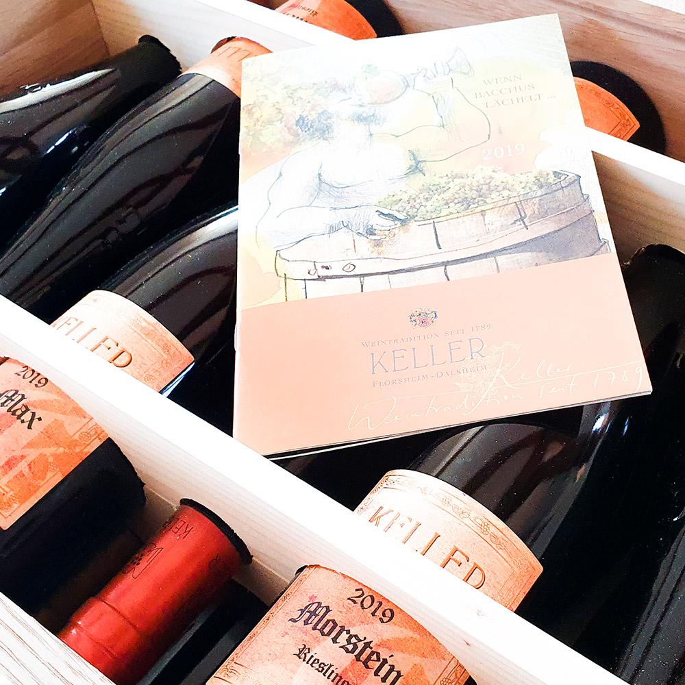 Weingut Keller Kiste von den Grossen Lagen 2019