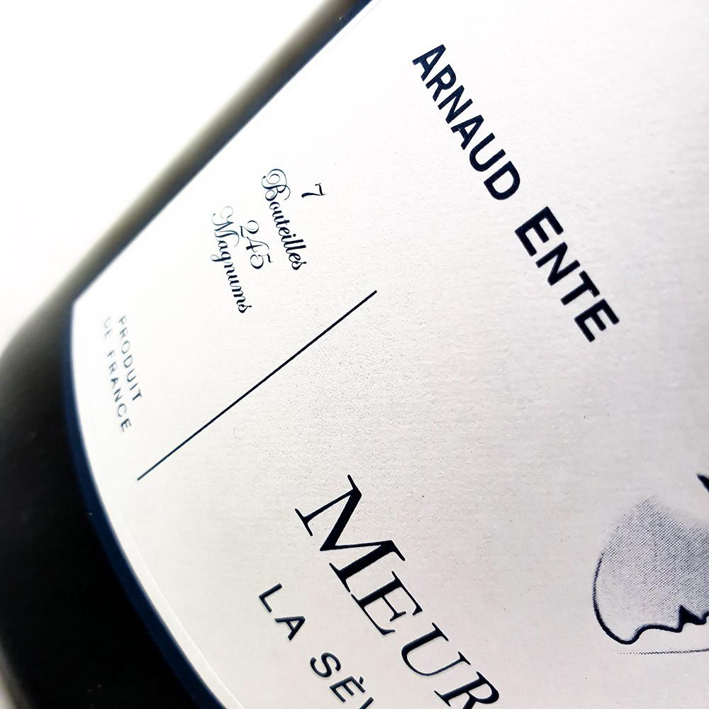 Arnaud Ente Mersault La Seve du Clos 2012 Magnum in OWC