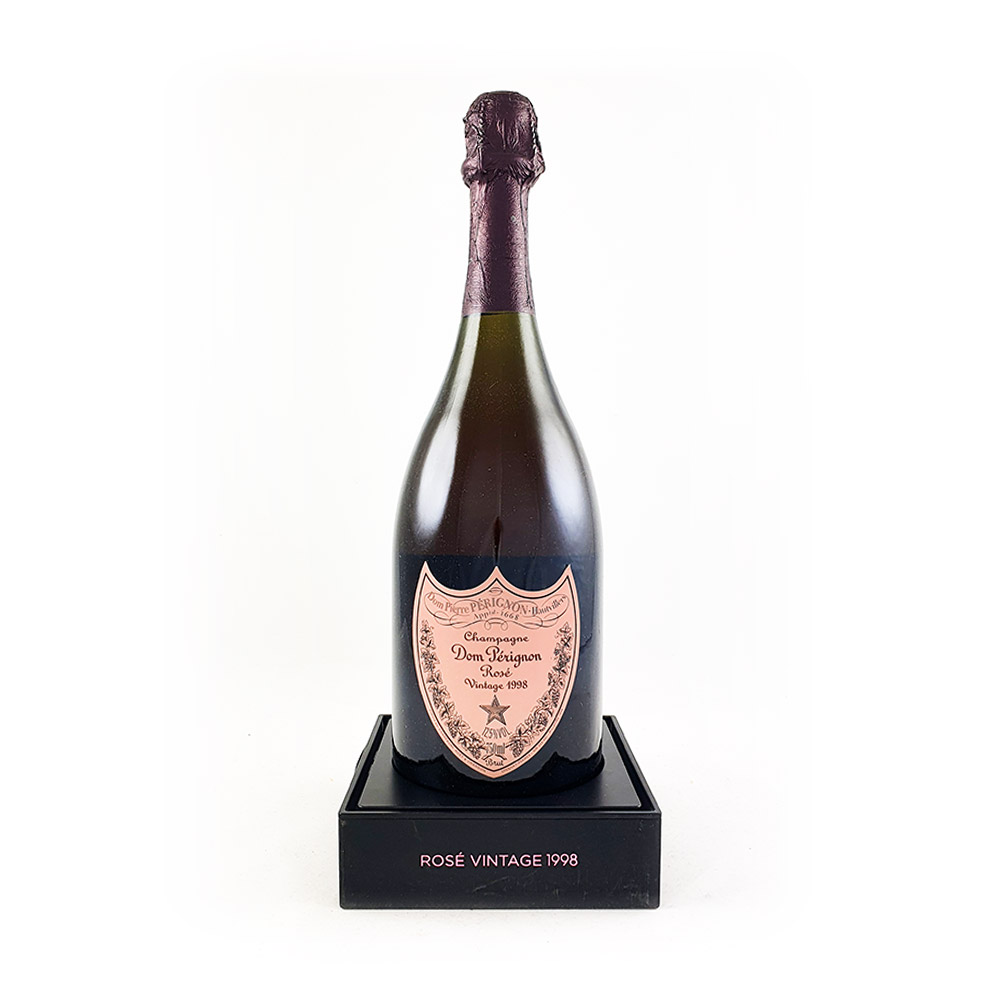 Dom Perignon Rose 1998 (Box)