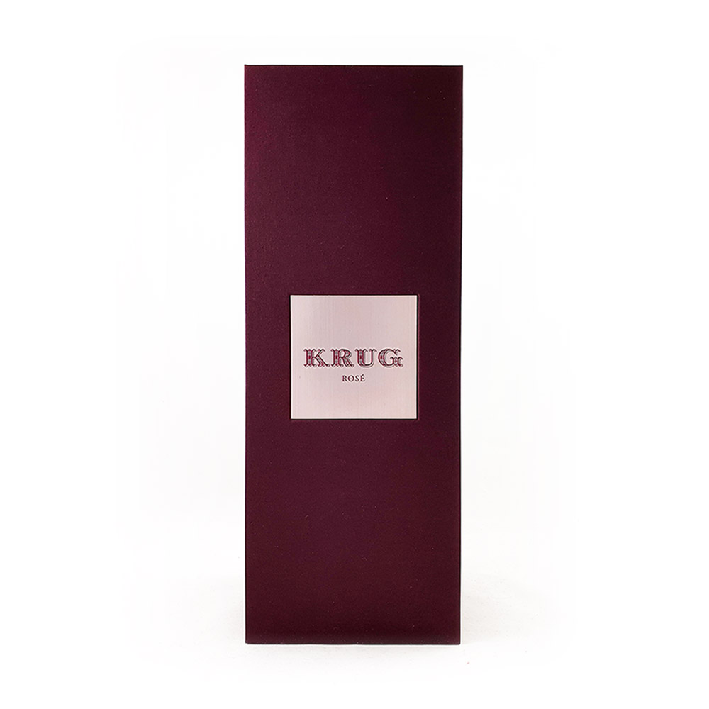 Krug Rose Edition 24 NV in Box