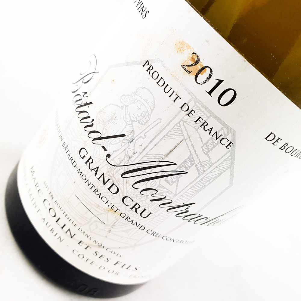 Domaine Marc Colin Batard-Montrachet Grand Cru 2010