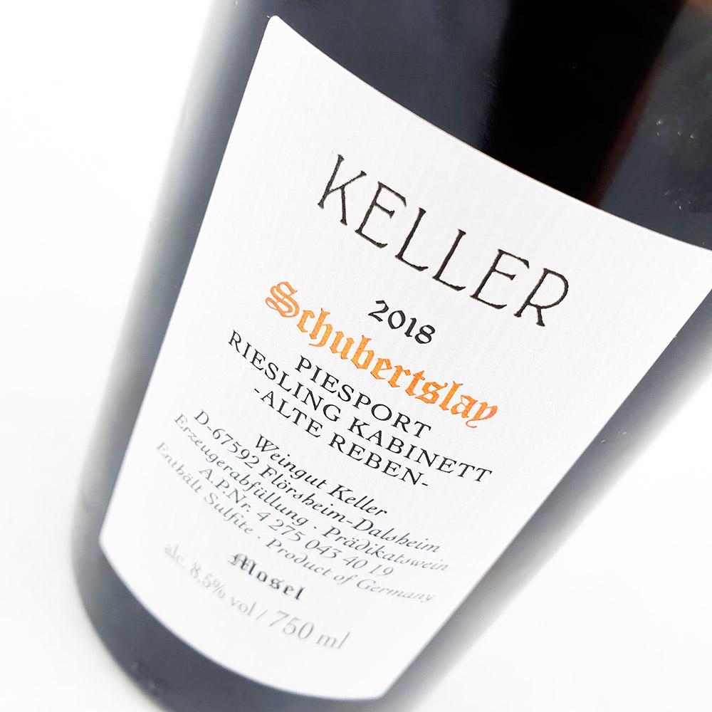 LOT #31 - Weingut Keller Schubertslay Kabinett Alte Reben Versteigerung 2018