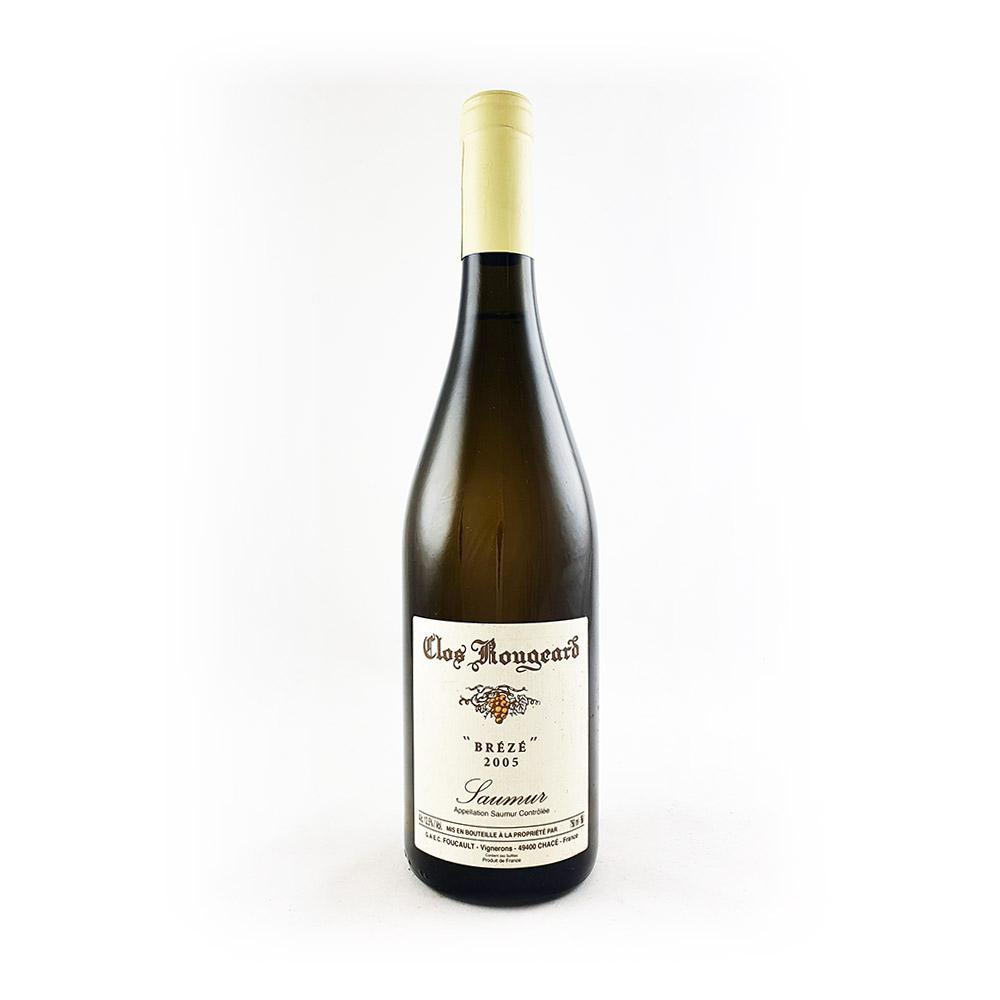 Domaine Clos Rougeard Saumur Breze Blanc 2005