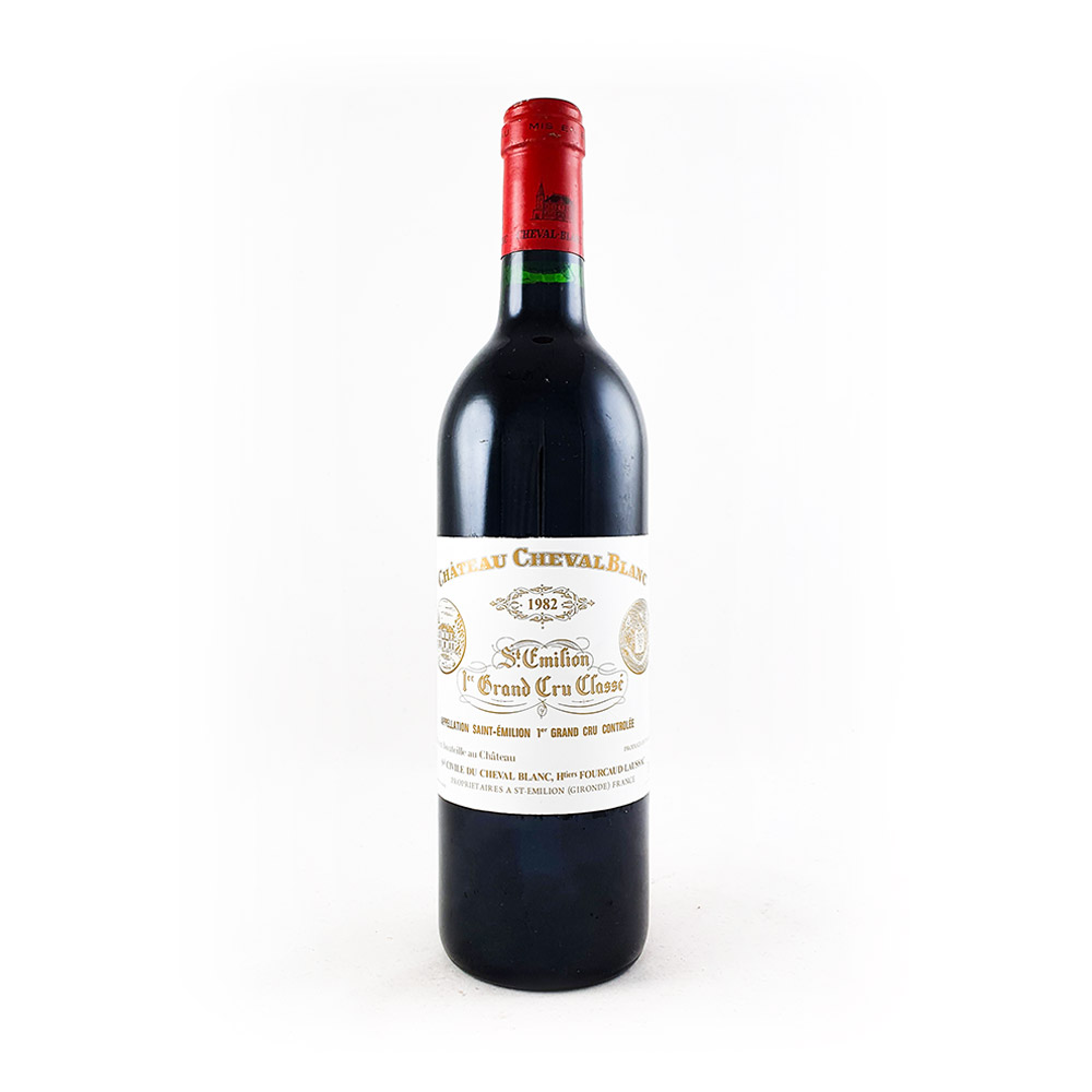 Chateau Cheval Blanc 1982