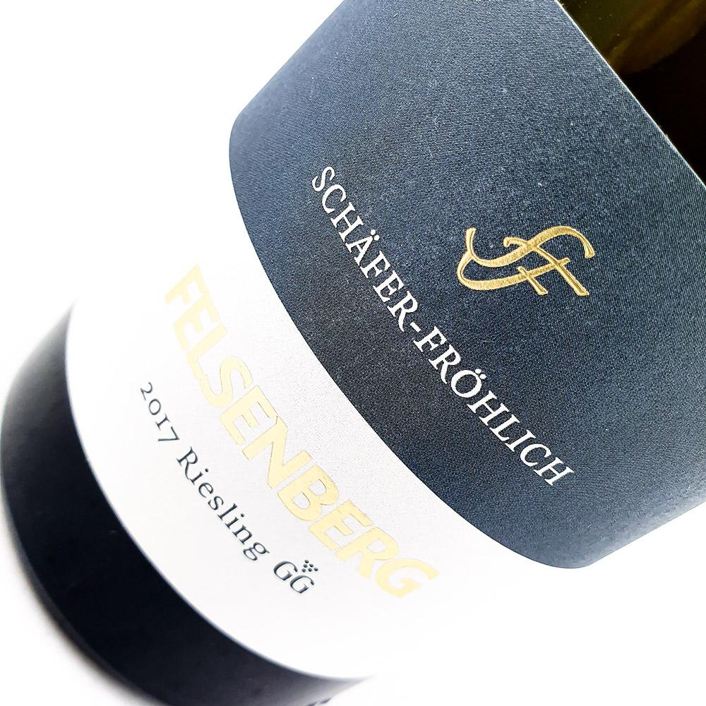 Weingut Schäfer-Fröhlich Felsenberg Riesling GG 2017