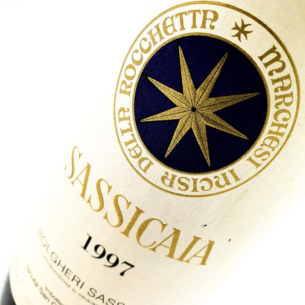 Tenuta San Guido Sassicaia 1997