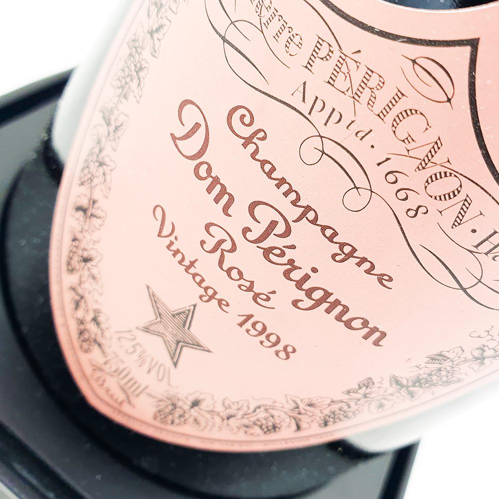 Dom Perignon Rose 1998 (Box)
