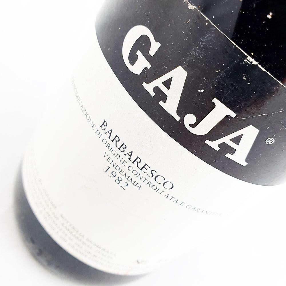 Angelo Gaja Barbaresco 1982