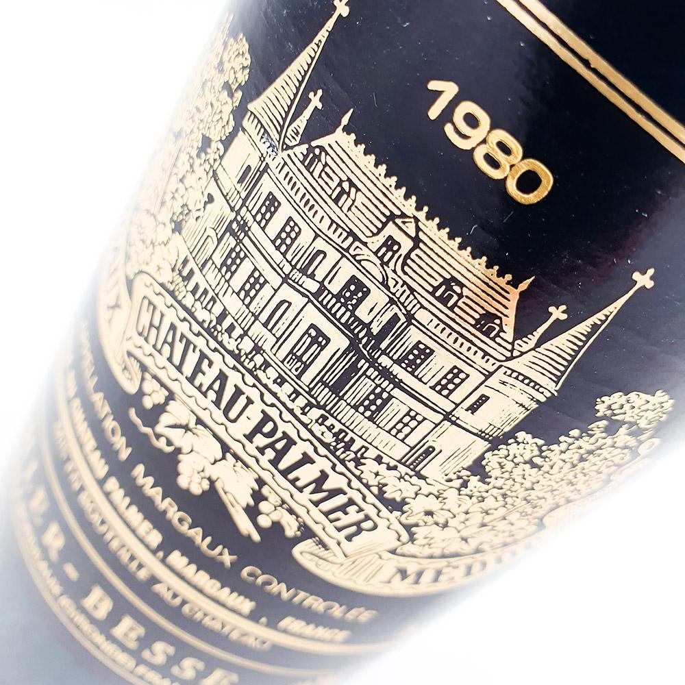 Chateau Palmer 1980